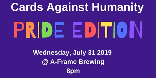 Cards Against Humanity: Pride Edition