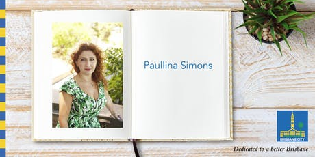 Meet Paullina Simons - Brisbane Square Library tickets