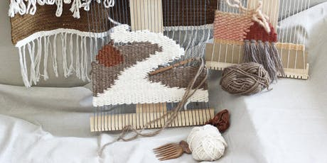 WORKSHOP | Handwoven Wall Hanging with Shawnee Dean tickets