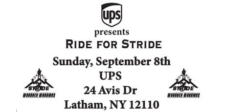 Ride for Stride - Wounded Warriors Program tickets
