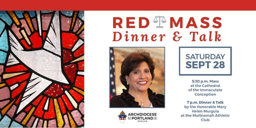 Red Mass - Dinner & Lecture