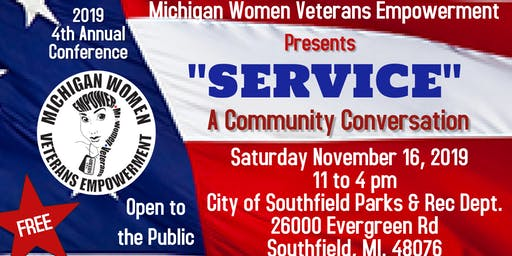 2019 MIWVE Conference - SERVICE: A Community Conversation - 4th Annual