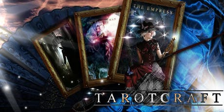 Beginners Tarot MeetUp 1pm - 2:30pm tickets