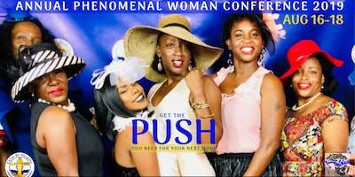PUSH Luncheon - Phenomenal Woman Conference