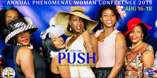 PUSH Luncheon - Phenomenal Woman Conference