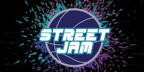 Street Jam - Basketball sign up tickets