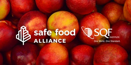 SQF Training: Edition 8 — Implementing SQF Food Safety Systems Training tickets