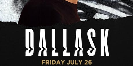 DallasK @ Noto Philly July 26 tickets