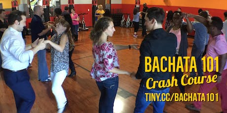 How to Dance Bachata. Crash Course for Beginners. tickets