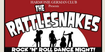 The Rattlesnakes Rock N Roll Dance Night