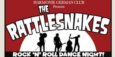 The Rattlesnakes Rock N Roll Dance Night