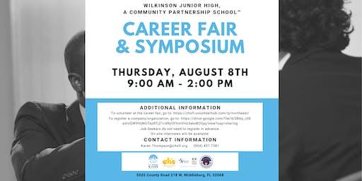 Career Fair & Symposium