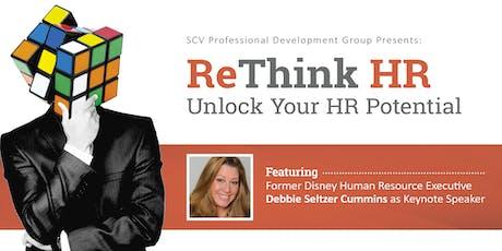 ReThink HR tickets