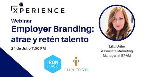 Webinar HRXperience: Employer Branding