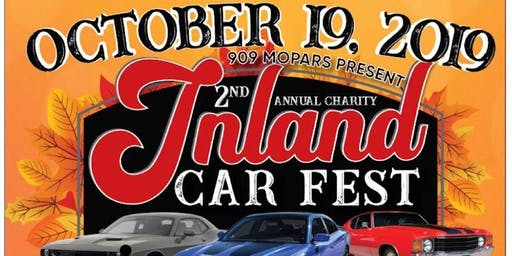 Inland Car Fest Presented by 909 Mopars & Mopar 360
