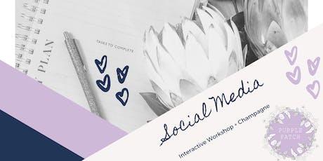 Social Media Workshop - Talking Trends tickets