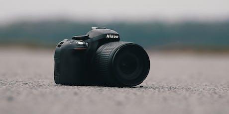 Nikon - Intro to Your Nikon Camera | Sydney | Beginners tickets