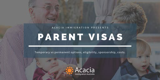Parent Visa Webinar