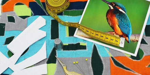 WORKSHOP | Paper Cut Quilting with Martina Latimer