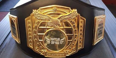 Fight Club Den Haag On Tour tickets