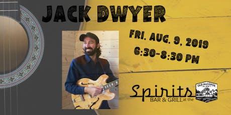 Jack Dwyer tickets