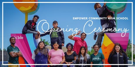 Empower's Opening Ceremony tickets