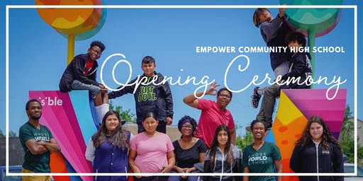 Empower's Opening Ceremony