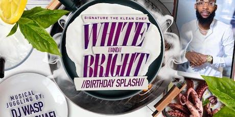 White & Bright 2019 tickets