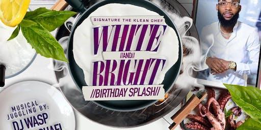 White & Bright