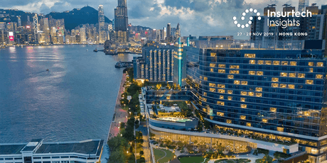 Insurtech Insights 2019 Hong Kong tickets