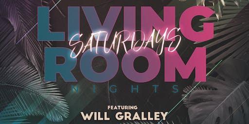 LR Saturday with DJ Will Gralley