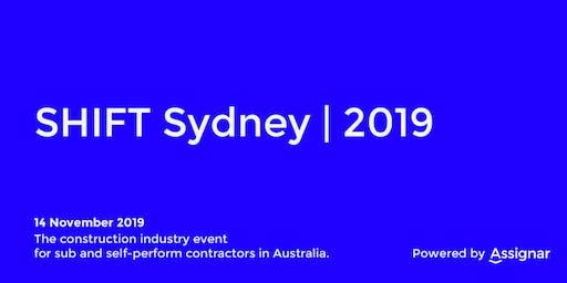 SHIFT Sydney | 2019