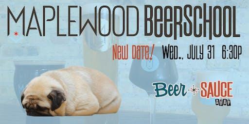 Maplewood BeerSchool | STL Craft Beer Week Edition