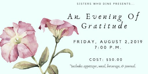 Sisters Who D.I.N.E.: The Ultimate Pop Up Dinner