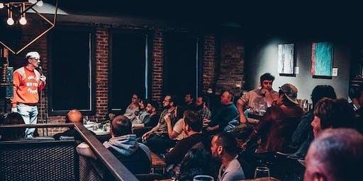 Backsplash: Comedy & Cocktails