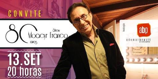 Moacyr Franco Show Especial 80 anos em Indaiatuba/SP