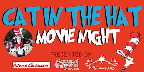 Cat in the Hat Movie Night tickets