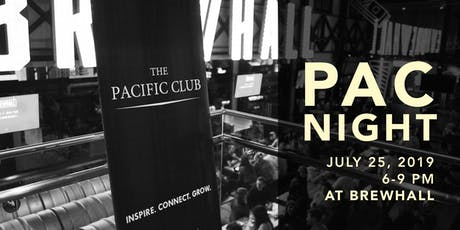 PAC Night at Brewhall tickets