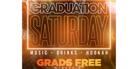 Graduation Saturday tickets