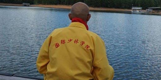 Meditation Workshop with Shaolin Grandmaster Shi DeRu