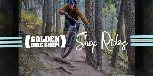 Shop Ride Wednesday July 24th