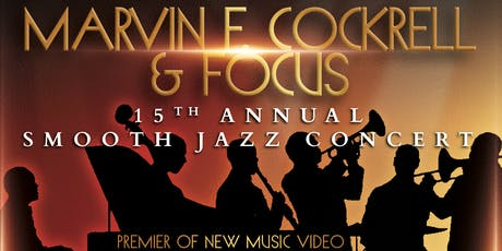 "Drippin' in Finesse ""Black & Bling"" Annual Smooth Jazz Concert tickets"