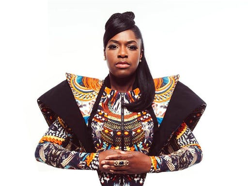Ibibio Sound Machine @ High Dive