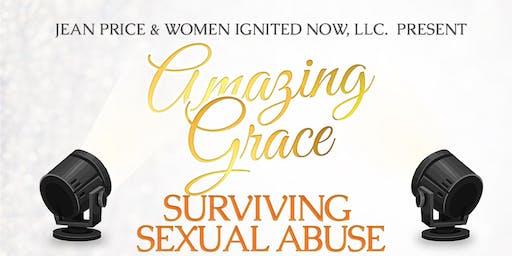 AMAZING GRACE: Surviving Sexual Abuse - Premiere