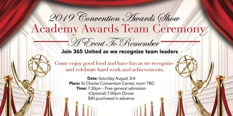 VIP Academy Awards Dinner tickets