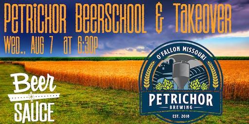 Petrichor Brewing BeerSchool