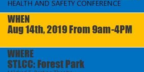 2019 St. Louis City and St. Louis Community College Environmental Health and Safety Conference tickets