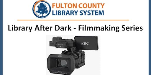Session 9: Filmmaking 101 - Book Trailers