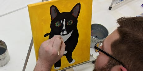 Paint Your Pet Sundays in September tickets