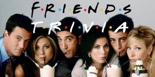 FRIENDS Trivia at Sylver Spoon! Friends-themed menu, win prizes!